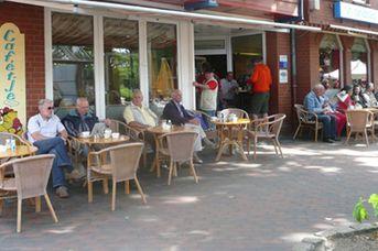 E-Bike Ladestation am Cafétje