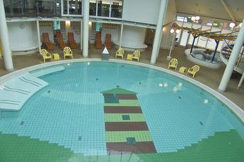 Schwimmbad und Sauna Oase Greetsiel