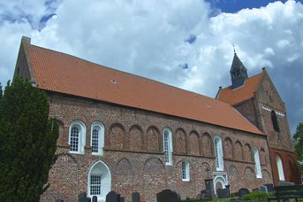 Kirche Eilsum