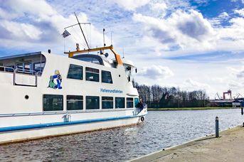 """vorerst abgesagt - Große Hafenfahrt mit MS """"Atlantis"""""""