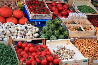 Wochenmarkt Emden