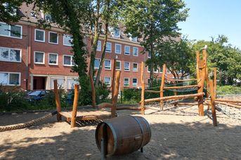Abenteuer Spielplatz Stephansplatz